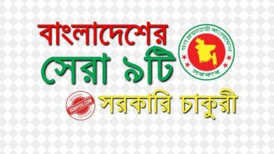 Top Government Jobs in Bangladesh