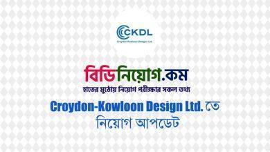 Croydon kowloon Designs