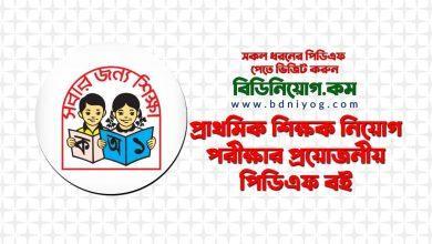 Primary Teachers Job Essential Book PDF
