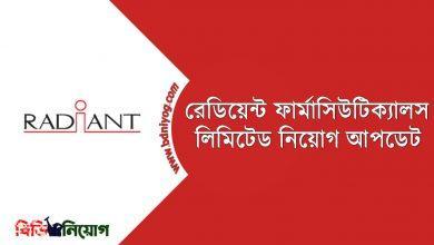 Radiant Pharmaceuticals Ltd